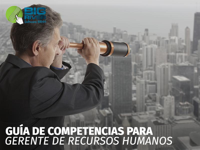 guia de competencias para de gerente de recursos humanos
