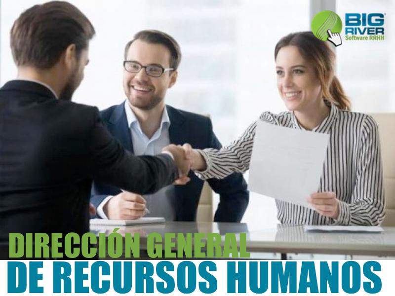 Dirección General de Recursos Humanos