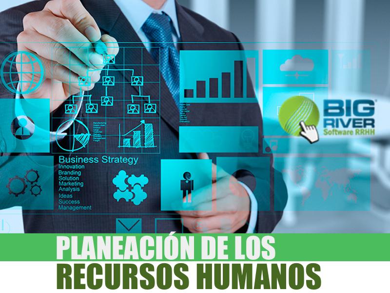 Planeación de los Recursos Humanos