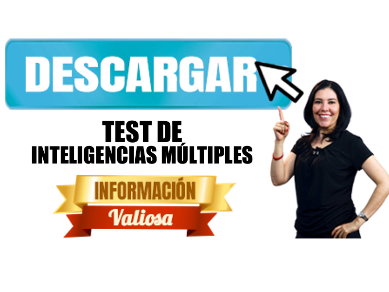 Descarga Test de Inteligencias Múltiples